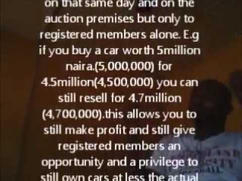 amp car auctions , bid,buy or order( nigeria.)