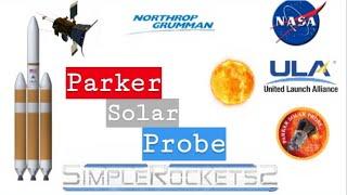 Parker solar probe launch | NASA | ULA | DELTA-4