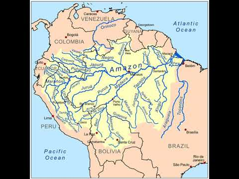 Amazon basin | Wikipedia audio article