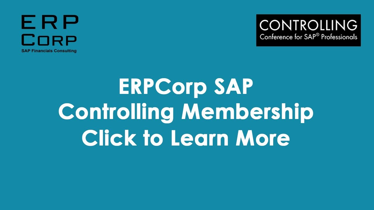 Is SAP Material Ledger right for your company? -- Controlling 2019 Sneak  Peek