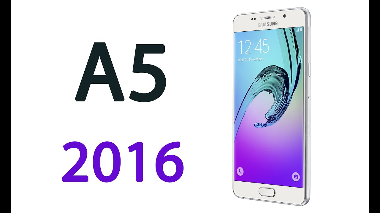 samsung galaxy a5 a510f 2016