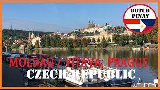 Czech Republic Prague | Praag | Praha | Vitava River | Moldau