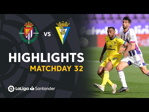 Valladolid Cadiz Goals And Highlights