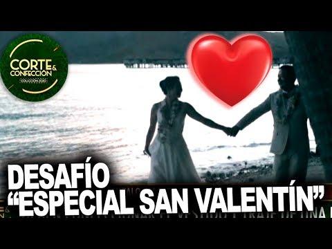 """Corte Y Confección - Programa 14/02/20 - Desafío """"Especial San Valentín"""""""