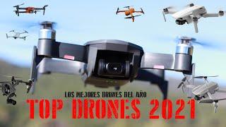 MEJORES DRONES DE 2020 - 2021, QUE DRONE COMPRAR? TOP DRONES 2021