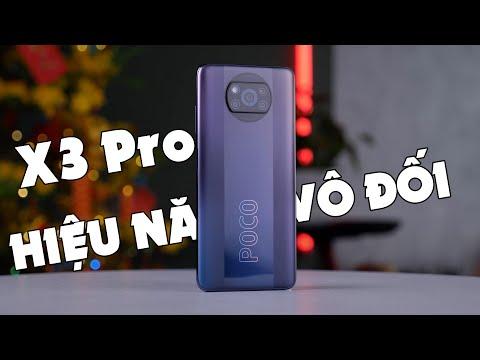 Đánh giá chi tiết Poco X3 Pro - Vô đối HIỆU NĂNG/GIÁ, KHÔNG NGHĨ NHIỀU!!!