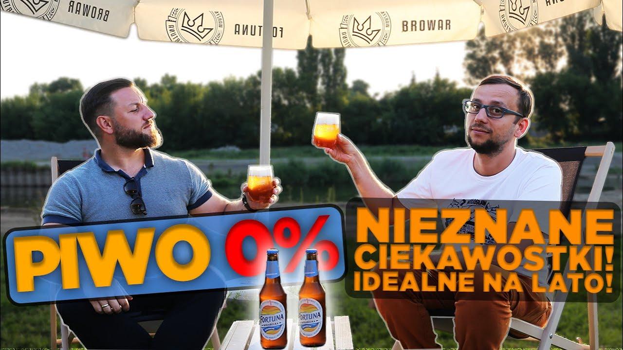 Piwa bezalkoholowe - co warto wiedzieć? Ekspert wyjawia sekrety piw bez procentów podczas degustacji