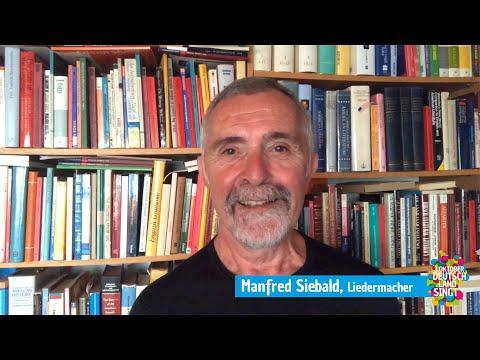 """Manfred Siebald spricht über die Aktion """"Deutschland singt"""""""