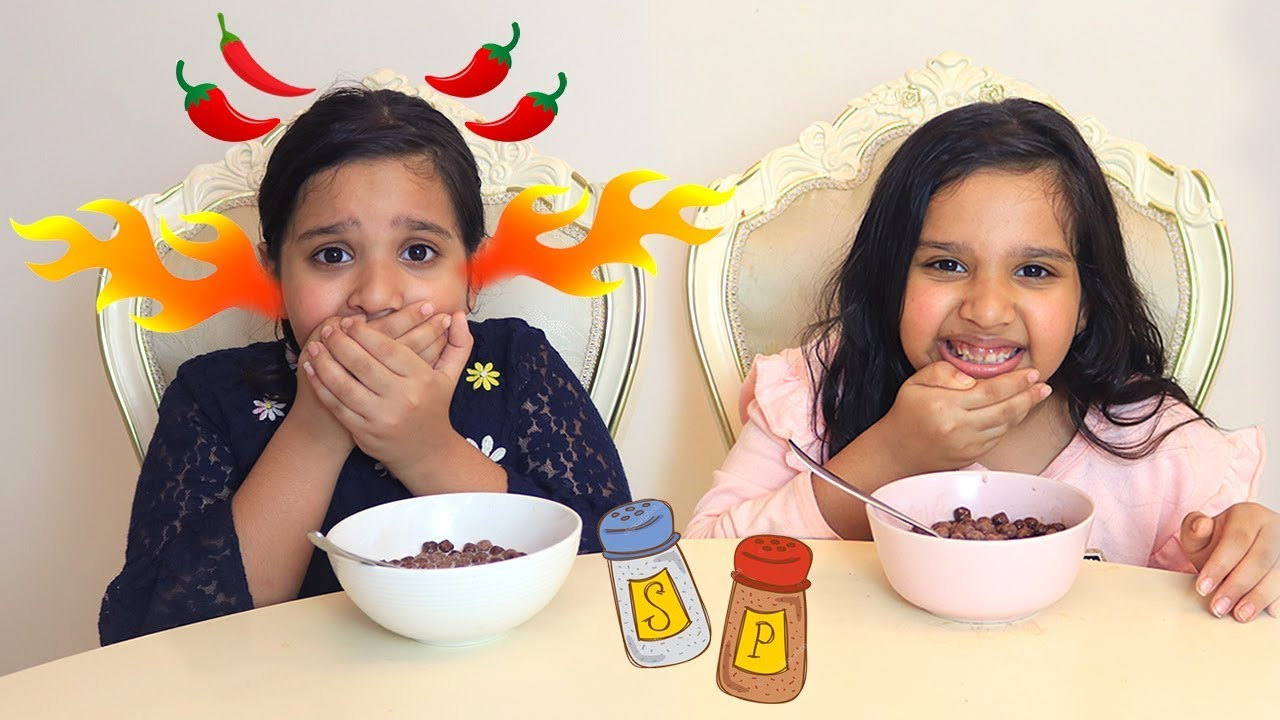 شفا و توأمتها خدع لأطفال Shfa Soso And Baby Tricks Youtube Crafts For Kids Make It Yourself Presentation