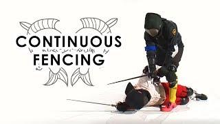 HEMA | Swordfish 2017 - Continuous Fencing