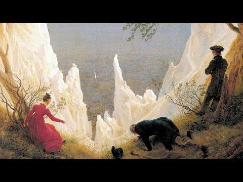 Caspar David Friedrich - Scogliere di gesso sull