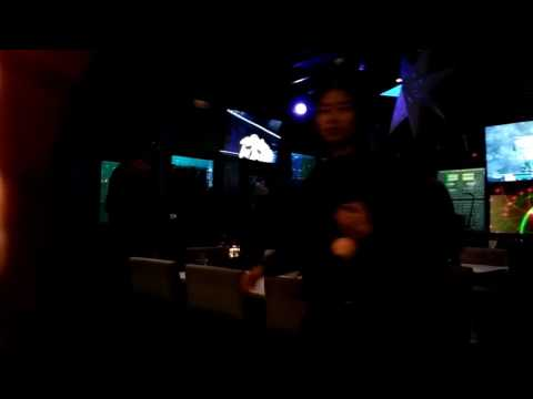 2F Karaoke on Robson Street, Vancouver BC
