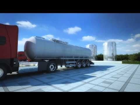 Oil & Gas 3D Test Animation