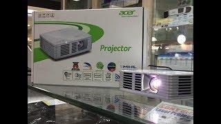 Acer K135i (Wifi) ฉายจอภาพ ได้30-100นิ้วทแยง