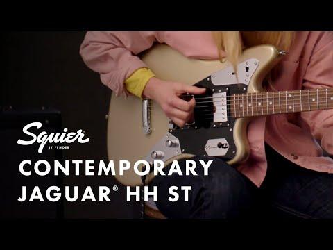 Exploring The Squier Contemporary Jaguar HH ST | Fender