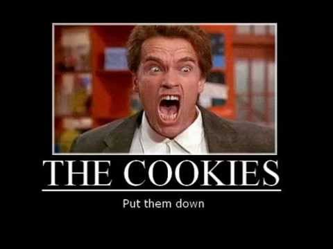 arnold calls another cookie store youtube