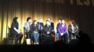 "Arnel Pineda & Journey, ""Dont Stop Believin'"" Q&A San Francisco International Film Festival I"