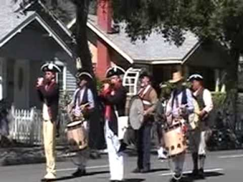 """Ken Pearce """"L.A. Fife and Drum"""", Azusa 2010.mov"""