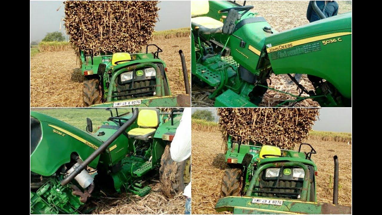 John Deere 5310||Unseen Tractor fail and stunt Complition||Kisaan Ki Jaan Tractor H Shaan