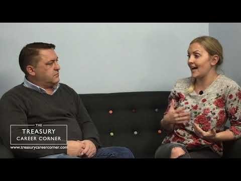 What is the Current State of the UK Market (Treasury Analyst to Manager level) with Danielle Penfold