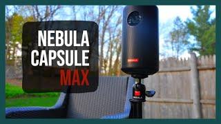 Nebula Capsule Max vs Nebula Capsule II: (Comparison Review)