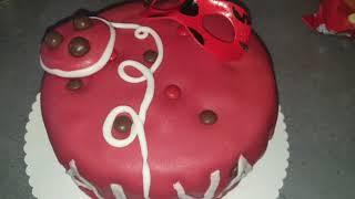 l'anniversaire de ma fille avec ses amies  et un très bon gâteau miraculous 🎂🎂🎂عيد ميلاد بنتي حبيبتي