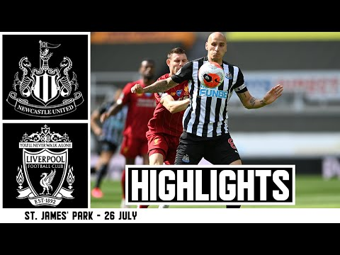 Newcastle United 1 Liverpool 3 | Premier League Highlights