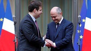 Во Франции новый глава МВД