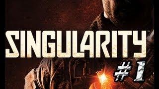 Singularity Gameplay Walkthrough Part 1 [HD]