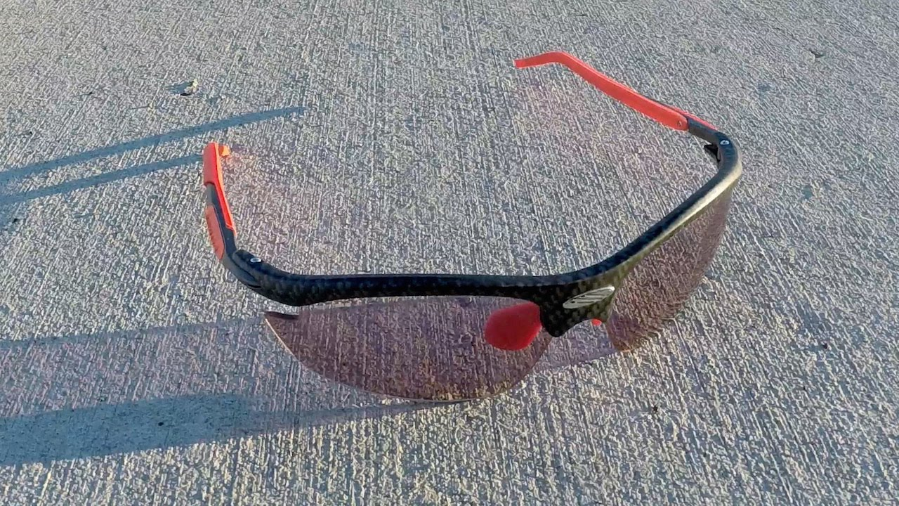 f3c634f36b Rudy Project Rydon Review - The Best Shooting Glasses - YouTube