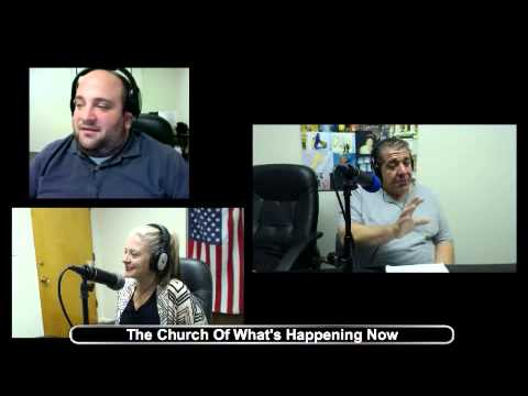 #198 - The Church Of What's Happening Now