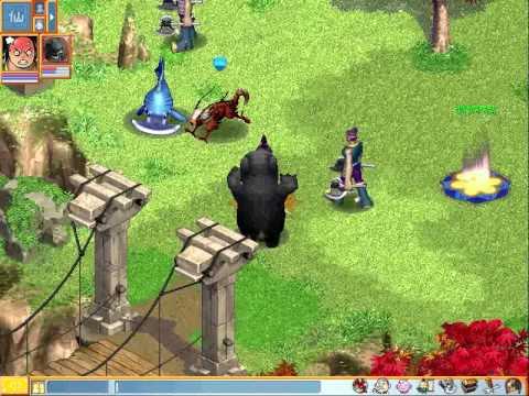 封神2仙界傳 - 戰寵 勝利黑熊 展示