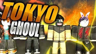 NEW TOKYO GHOUL GAME IN ROBLOX | RO-GHOUL | ROBLOX | iBeMaine