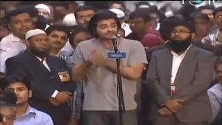 Dr zakir naik bayan 2017 and very challenging question answer by a non muslim