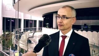 Rozhovor / Radek FELCMAN - viceprezident ČSTS