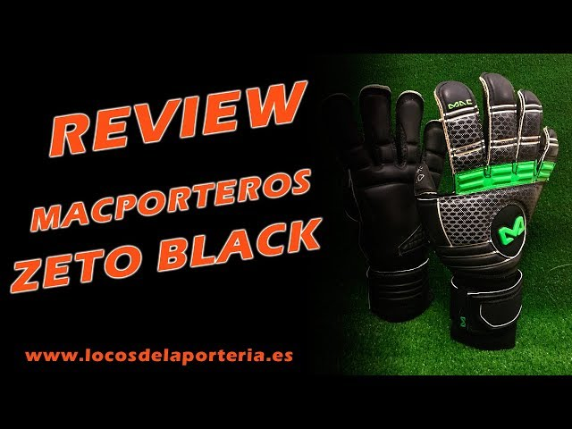 Review MacPorteros Zeto Black