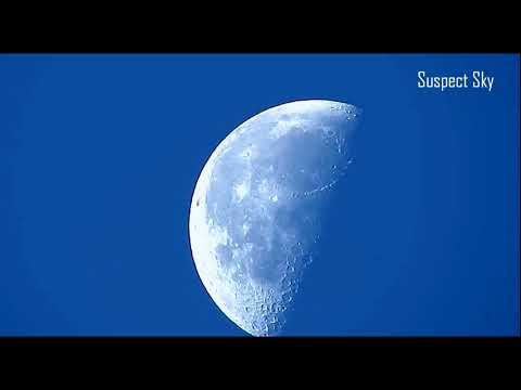 nouvel ordre mondial | Fast Mover UFO Caught During Moon Filming - October 11, 2017