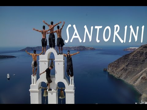 Yann Lobito .-TRIP TO SANTORINI-.  EXPERIENCES+RED BULL ART OF MOTION