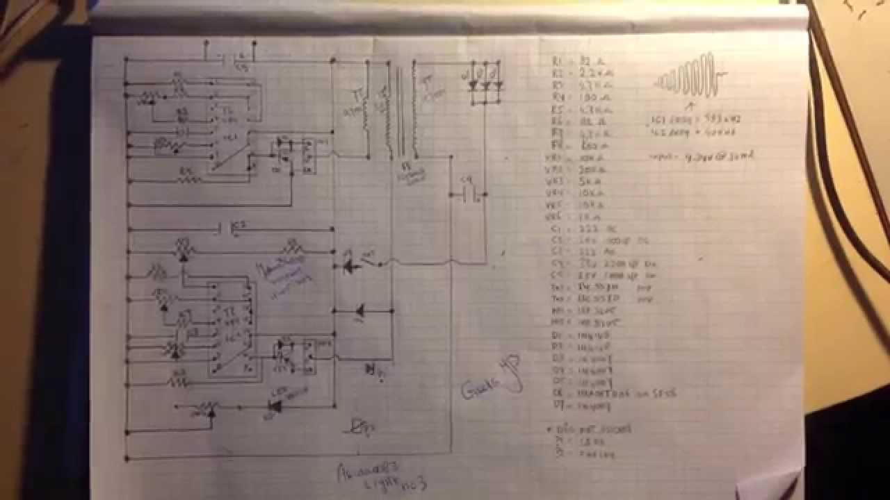Akula0083 Light No3 New Circuit Drawing For Reverse Ringing Scope Diagram Pattern