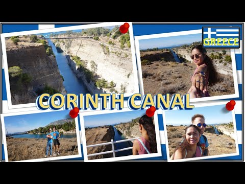 Corinth Canal | Travel Greece | CarNel Studios