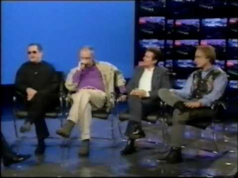THE MONKEES - Clive James Talks Back interview (ITV), 4th March 1997