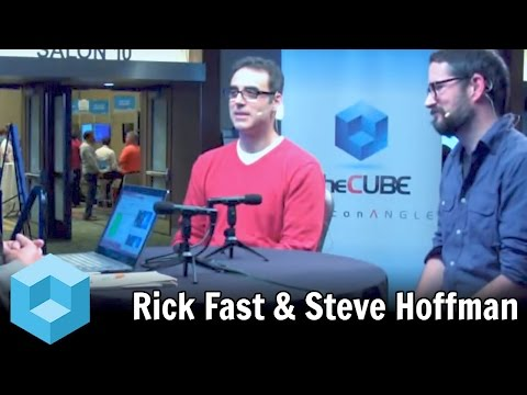 Rick Fast & Steve Hoffman - DockerCon 2015 - theCUBE