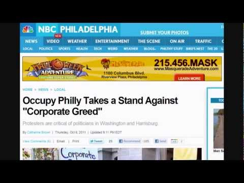 09 OCT Alternative Breaking News Iss. #4 - The Real Occupy Wall Street Movement News