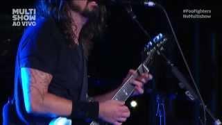 Foo Fighters - Times Like These - Rio de Janeiro Maracanã 1080p