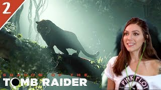 Jaguar Territory in the Peruvian Jungle | Shadow of the Tomb Raider Pt. 2 | Marz Plays
