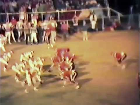 1989 Hilldale Hornets at Stilwell Indians Football