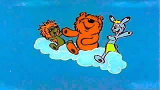 Хмари білогриве конячки (дитячі пісні для дітей мультфільм)