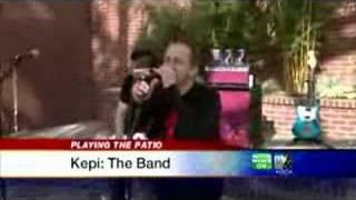 Kepi: The Band Plays