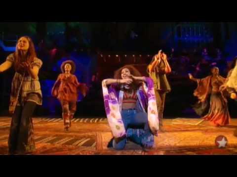 Show Clip - Broadway revival Hair - Aquarius