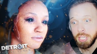 MISTAKES WERE MADE ... I CAN'T FIX IT !! • Detroit Become Human Gameplay ( Part 5 PS4 Pro )